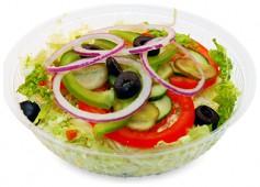 Ветчина салат